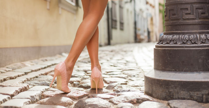 Target Unwanted Hair with Laser Hair Removal